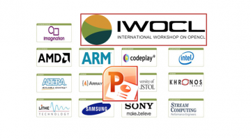 IWOCL 2014 (International Workshop on OpenCL) presentations are now online