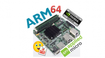 ARM64 with CUDA Early Access Boards Now Available