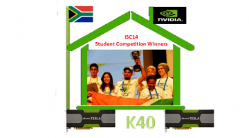 South Africa Team Wins Their Second Student Supercomputing Competition At ISC14