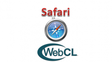 WebCL for Safari
