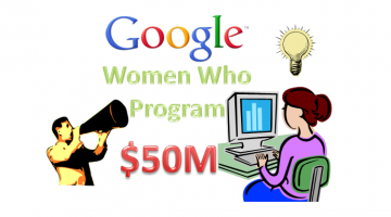 Women Who Code – Google's $50M Program Kicks Off