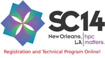 SC14 Technical Program and Registration – XSEDE/TACC Resources for Farber Tutorial