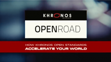 Khronos OpenROAD Video Shows What is Possible With OpenGL and OpenCL