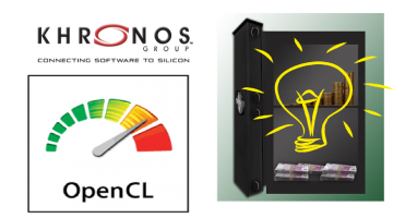 Commercial OpenCL! SPIR 2.0 Protects IP Yet Allows Powerful, Portable, Source Code Free Kernels