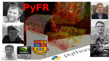 PyFR – Python/GPU Combustion Code Shortlisted for Several HPCWire Readers Choice Awards