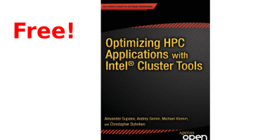 Free eBook – Optimizing HPC Applications with Intel Cluster Tools