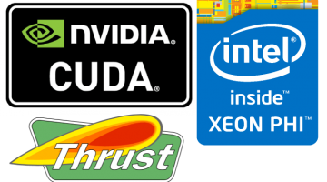 Comparing Managed Memory Between GPUs and Intel Xeon Phi