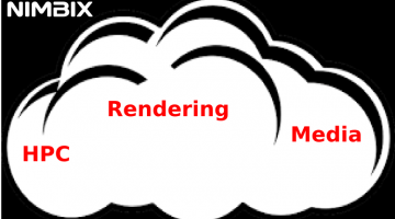 Outsourcing Media And Entertainment To The Nimbix Cloud