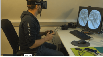 Fabric Engine Incorporates Oculus Rift and Other New Hardware for Virtual Reality