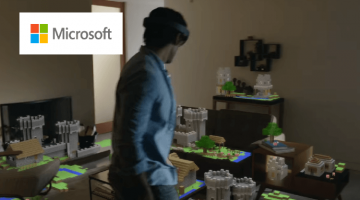 Unlike Oculus – Microsoft HoloLens Lets You Move