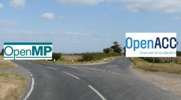 Concise Comparision Adds OpenMP Versus OpenACC To CUDA Versus OpenCL Debates