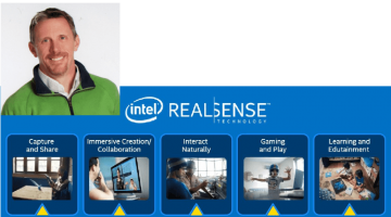 Intel RealSense – First Impressions, Market View, and Path to Market