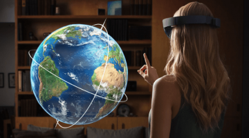 Microsoft  Holographic Academy – Great comments, expensive Hololens device to launch with Win10