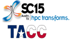 TACC Offers SC15 Booth Tutorials – R for HPC, Million Core Job Scheduling, and more