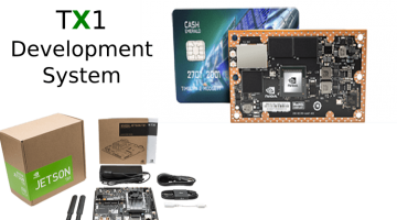 Pre-order Your $599 Tegra X1 Powered TX1 Developer Kit