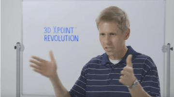 3D XPoint Memory Poised to Revolutionize System Memory and Storage