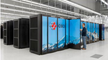 Pascal upgrade and Intel Xeon Phi at the Swiss National Supercomputing Centre