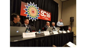 SC16 – Chinese Tech Capability Increase Over Last Year Now Matches or Exceeds US HPC Capability