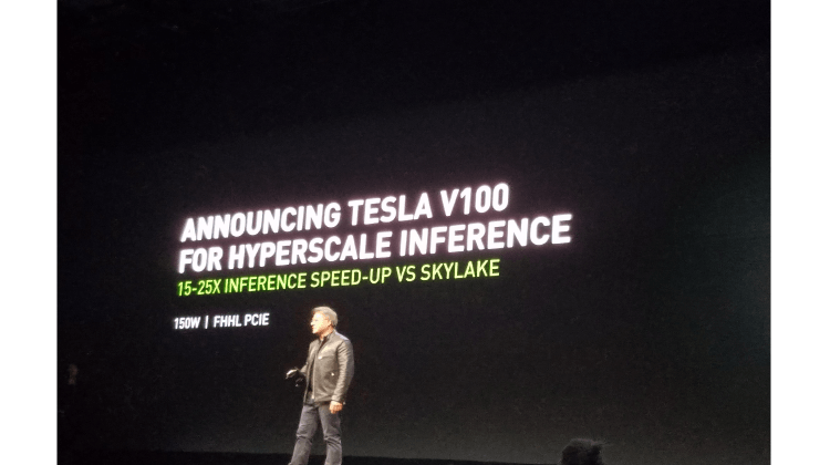 NVIDIA GTC'17 announcements make them a complete 'soup to nuts' solution for specialized deep-learning applications