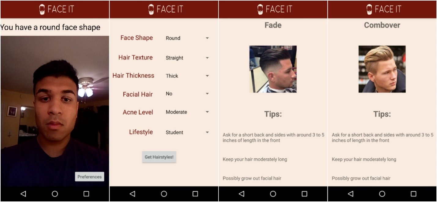 Face It Ai Gets Personal To Make You Look Better Techenablement